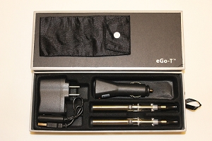 CE4 Clearomizer Kit - 650mah (Stainless Steel)